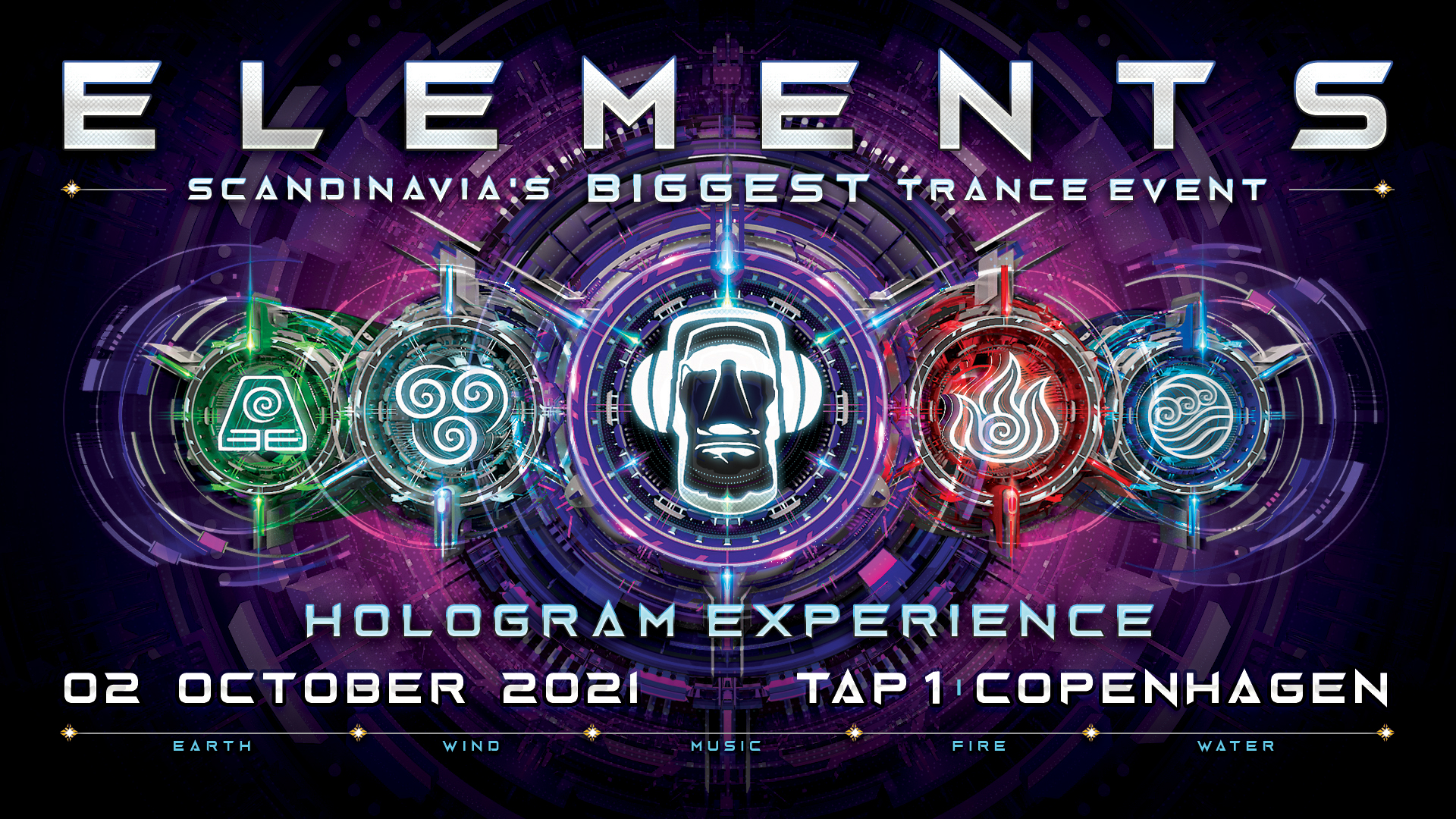 Elements 2021 - Hologram Experience